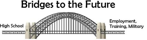 Bridges to the Future Logo